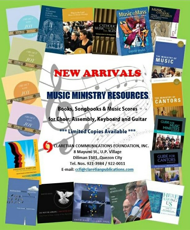 Music Ministry Poster
